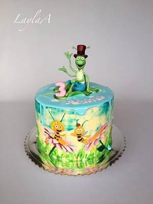 Flip  - Cake by Layla A