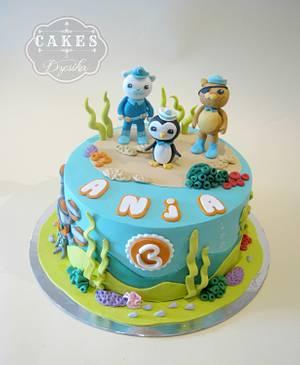 Octonaut cake - Cake by Dzesikine figurice i torte