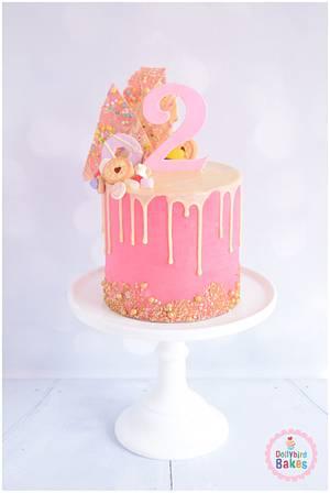 Sabbath Inspired - Cake by Dollybird Bakes