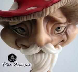 Merry Christmas - Cake by Tissì Benvegna