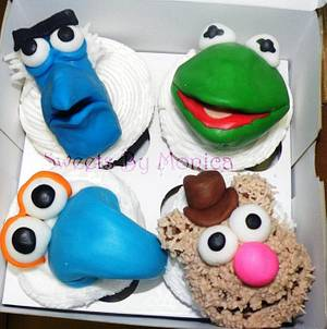 A Very Muppet Birthday - Cake by Sweets By Monica