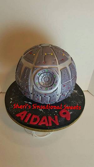 Star Wars Collaboration piece - Cake by Sheri Hicks
