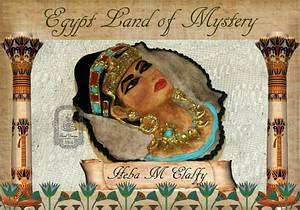 Queen Nefertiti (Egypt Land of Mystery Collaboration). - Cake by Sweet Dreams by Heba