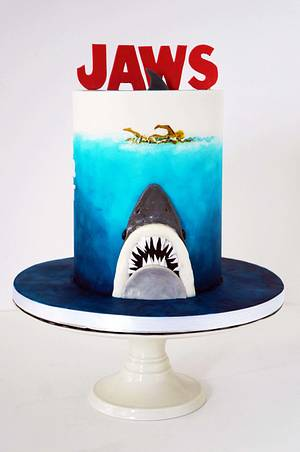JAWS for fun - Cake by Enrique