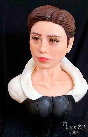 Lady Eve - Cake by Rosa Guerra (Tartas Oh by Rosa)