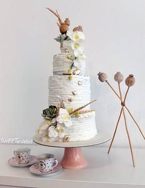 My birthday cake - Cake by SWEET architect