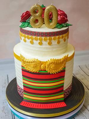 Bulgarian folklore cake - Cake by Silviya Dimitrova
