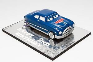 Doc Hudson - Cake by Jake's Cakes