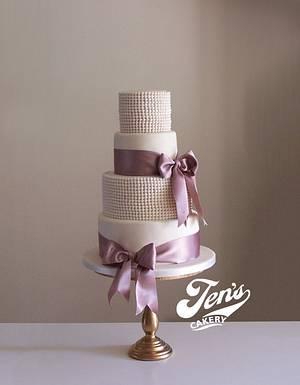 Pearl - Cake by Jen's Cakery