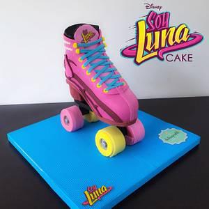 Torta Soy Luna Cake  - Cake by Dulcepastel.com