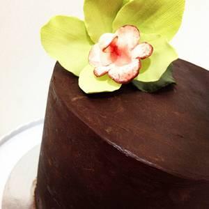 Tarta bordes perfecto - Cake by Ana