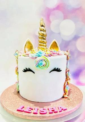 Unicorn! - Cake by Tiers of joy