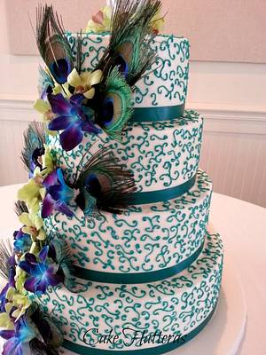 Nicole - Cake by Donna Tokazowski- Cake Hatteras, Hatteras N.C.