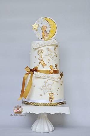 Twinkle Twinkle little Star - Cake by Sumaiya Omar - The Cake Duchess
