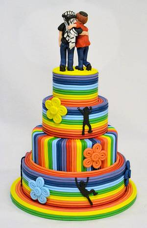 Cake for Children - Cake by Maura Mangialardo