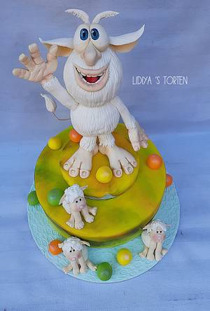 Byba - Cake by Lidiya Petrova