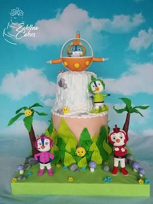 Top Wing cake - Cake by Zaklina