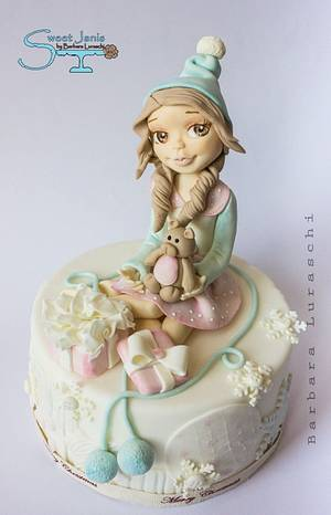 Lucia - Cake by Sweet Janis