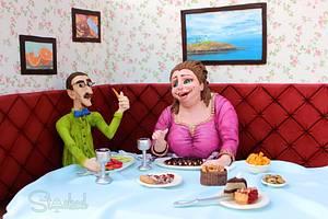 Jack Sprat - Cake by Stacked