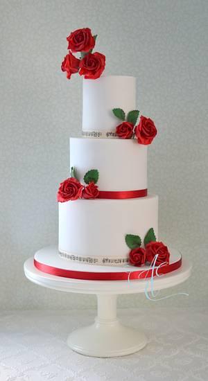 Gemma - Cake by Amanda Earl Cake Design