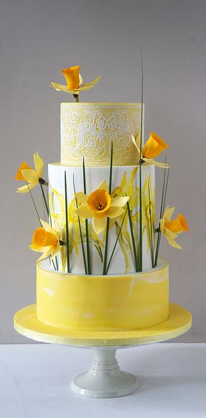 Spring 70 - Cake by Enrique