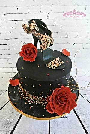 Meow - Cake by Sumaiya Omar - The Cake Duchess