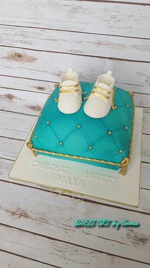 Pillow cake - Cake by SWEET ART Anna Rodrigues