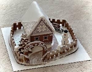 Gingerbread House - Cake by Iveta
