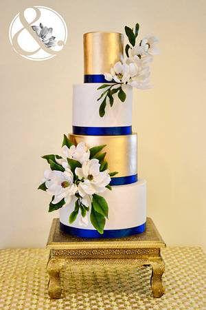 Sweet Magnolia - Cake by José Pablo Vega