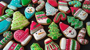 Christmas cookies - Cake by Dragana
