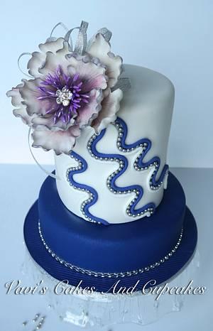 Happy birthday Beverly!  - Cake by Vavijana Velkov
