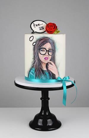 Birthday cake - Cake by daruj tortu