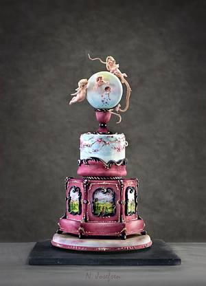 Italia (my never-ending inspiration) - Cake by Neli