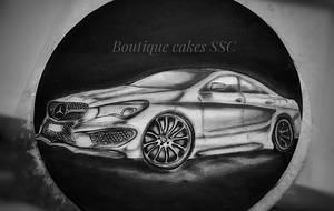 Mercedes cake - Cake by DDelev