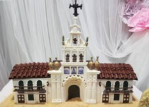 Ermita del Rocio - Cake by Cholys Guillen Requena
