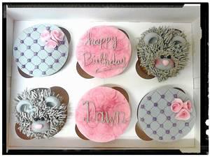 Me to you bear cupcakes  - Cake by SugarMagicCakes (Christine)