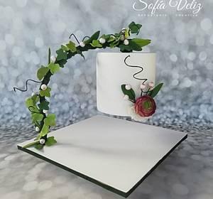 Hanging Cake - Cake by Sofia veliz