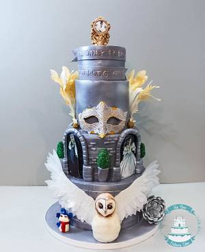 Labyrinth cake - Cake by Not Your Ordinary Cakes
