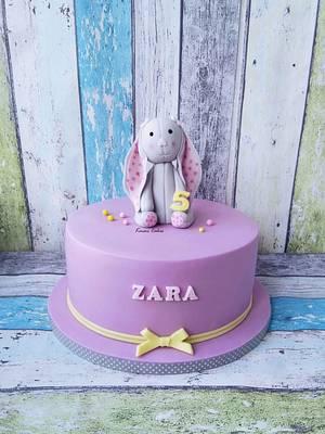 Bunny  - Cake by Kmeci Cakes