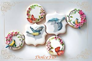 """""""Scent Of Spring"""" - Cake by DolceFlo"""
