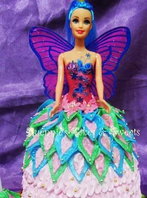 Barbie Cake - Cake by quennie
