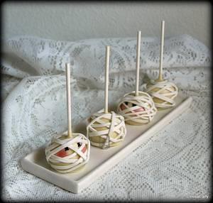 Cake Pop Mummies! - Cake by Sweet Dreams by Heba