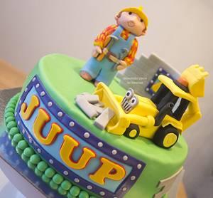 Bob the Builder - Cake by Vanessa