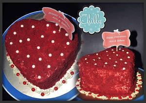 red velvet - Cake by Chilly