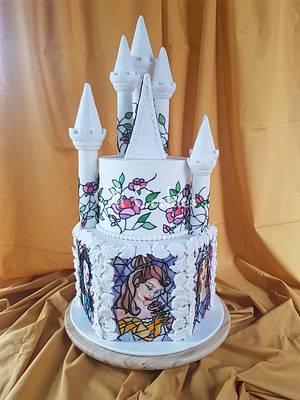 Princesses  - Cake by Olivera Vlah