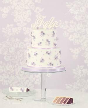 Violetta - Cake by BellissimoCakes