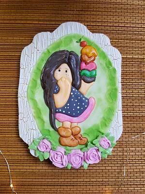 Ice cream - Cake by MasDulceymas18