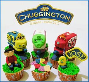 Chuggington - Cake by Diana