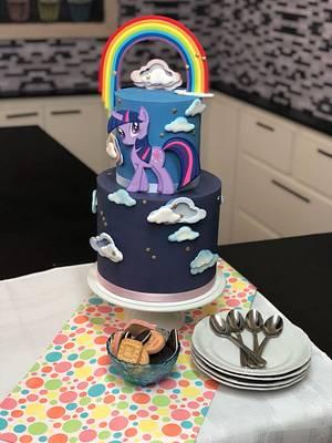 Sweet Pony - Cake by Mariano Camba