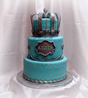 Prince Cake - Cake by Slice of Sweet Art